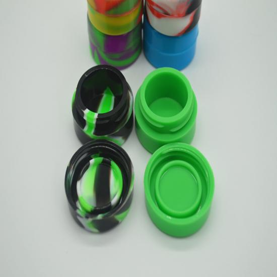 7ml Silicone Dab Wax Jar - SafeCare