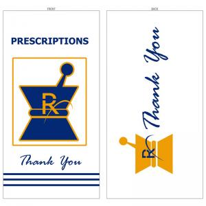Prescription and Pharmacy Paper Bags - SafeCare