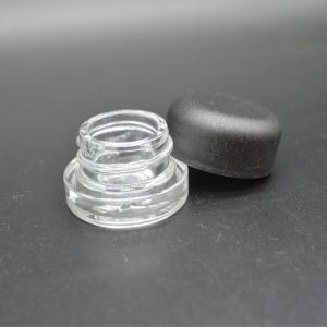5ML Essential Oil Clear Glass Jars with Round Child Proof Lid - SafeCare