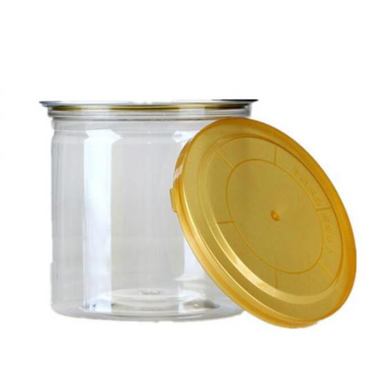 Food Grade Wide-Mouth Storage Jars