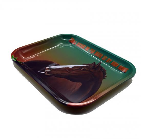 Wholesale Custom Metal Tin Rolling Tray - SafeCare