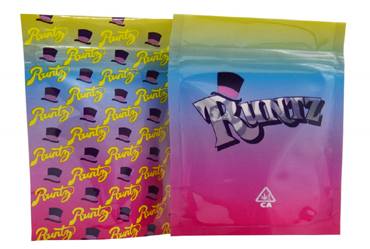 CR Smell-Proof Mylar bags