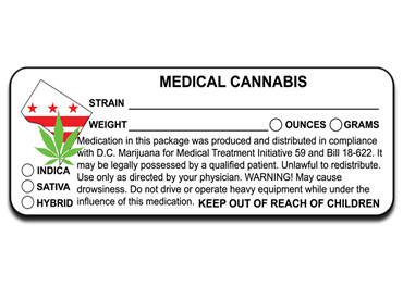 WA State Cannabis Packaging and Labeling Resources